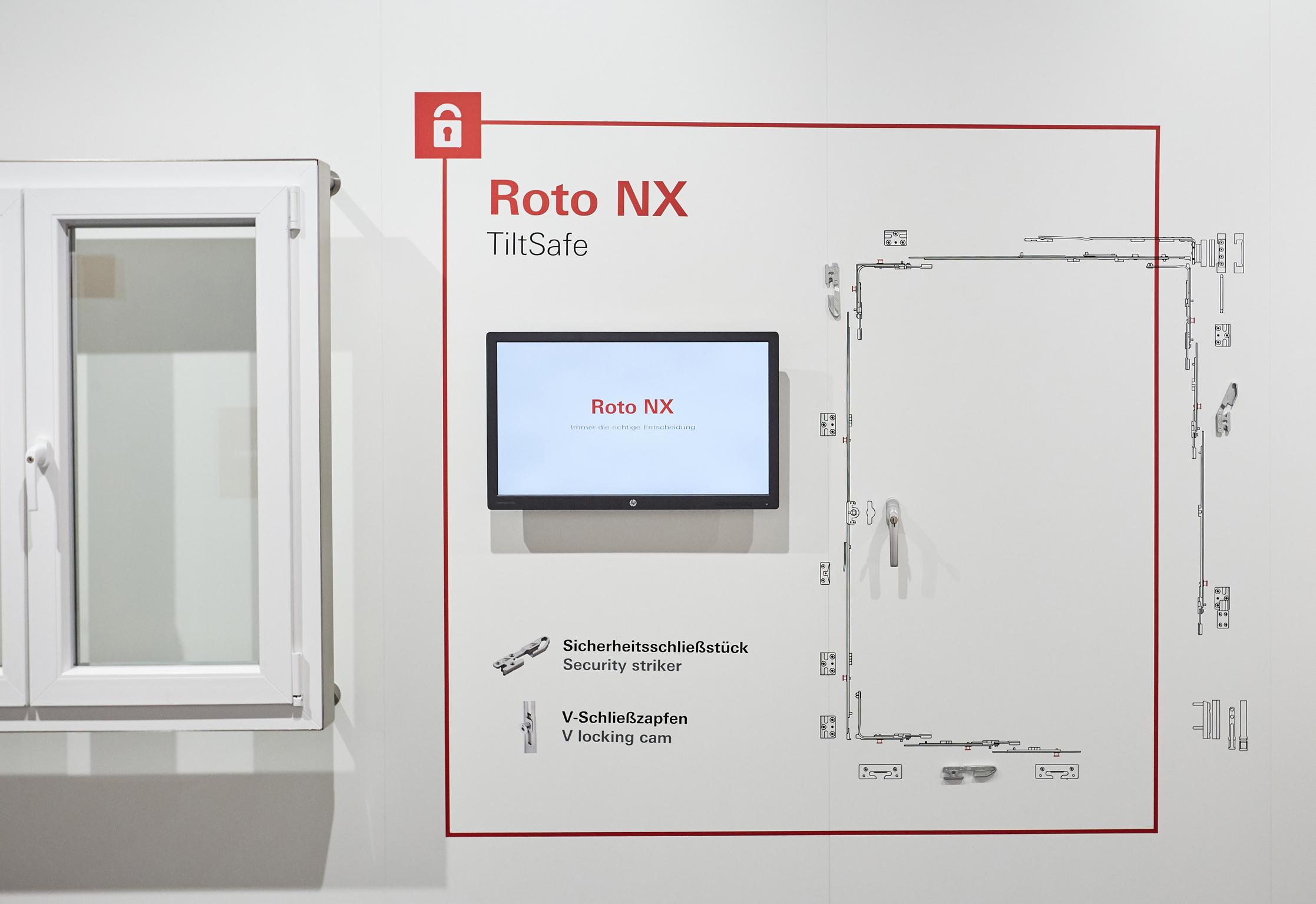 Details roto fenster und t rtechnologie - Roto dachfenster geht nicht mehr zu ...