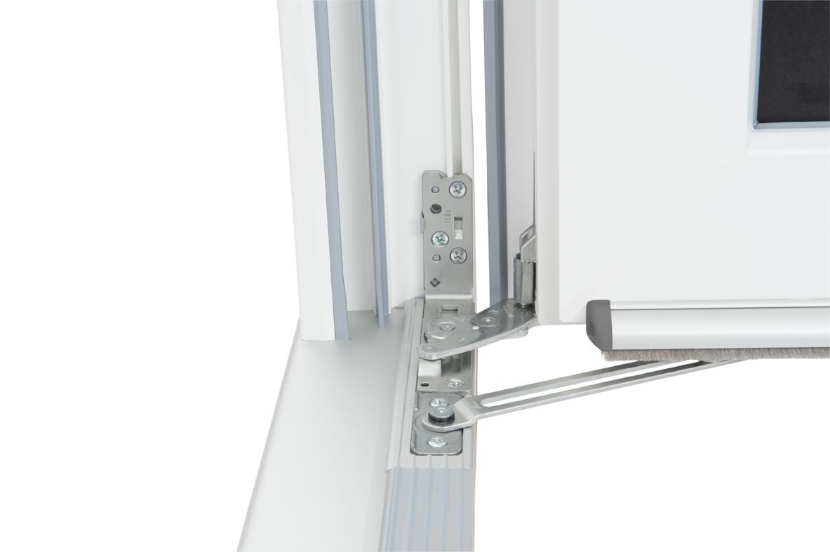 T Amp T 4 Roto Nt Designo Barrier Free Balcony Door 20 Mm