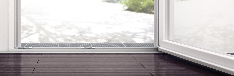 Roto patio ps la ferramenta standard per finestre e - Soglie per finestre moderne ...