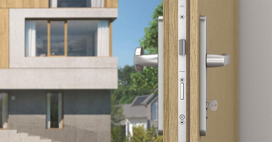 Roto Safe per porte a due ante - Roto Safe C - Roto Fenster- und ...