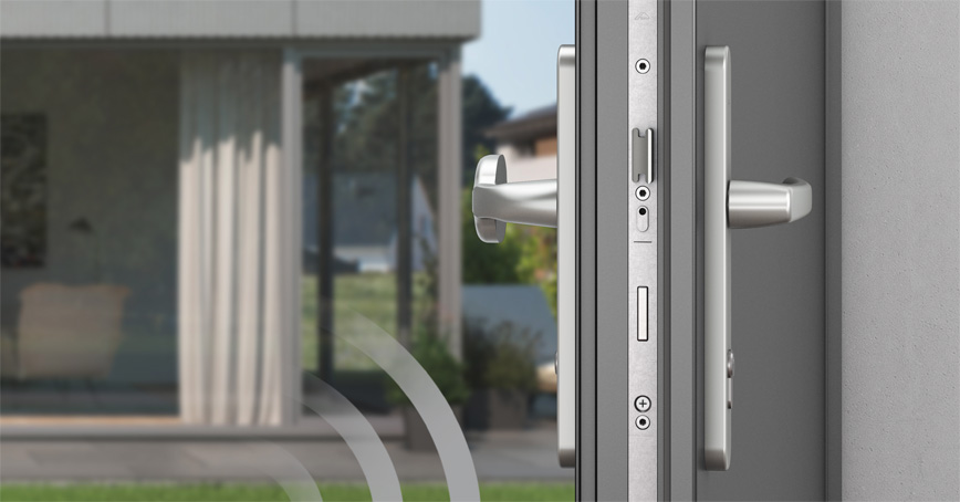 Electromechanical Multi-Point Locking Systems for Doors & Product View Pezcame.Com