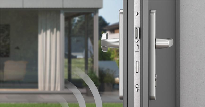 Roto Safe per porte a due ante - Roto Safe E - Roto Fenster ...